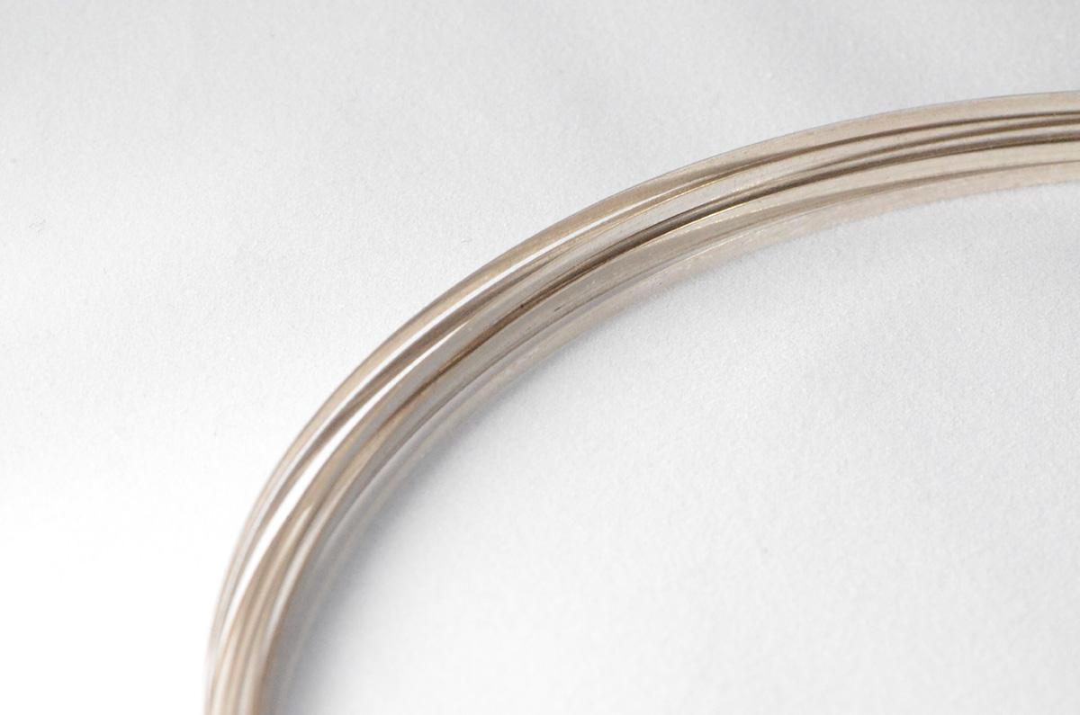 QTY = 20/F/ü/ße 28/Gauge Sterling Silber 925/Silber rund Draht weich 0/cm