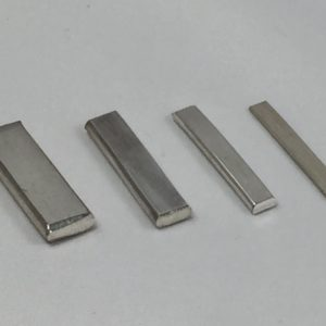 Sterling Silver Flat Wire